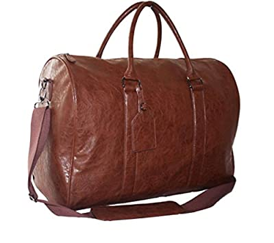 Mens Overnight Weekend Bag Womens Hand Luggage Cabin Travel Holdall - LeisureGear TB50