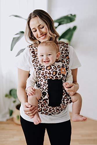 Baby Tula Explore - Marsupio da neonato a neonato, regolabile, varie posizioni ergonomiche, trasporto anteriore e posteriore, facile da usare, leggero - Coast Peggy