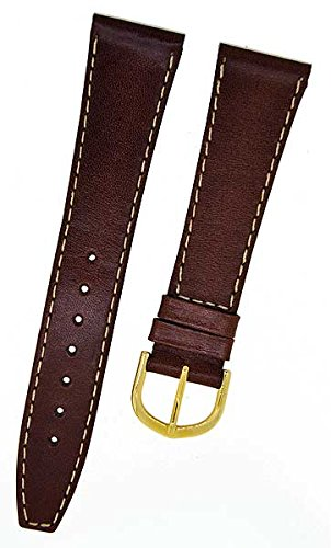 fortis-gold-8801-swiss-brown-leather-watch-strap-with-beige-stitching-20-mm