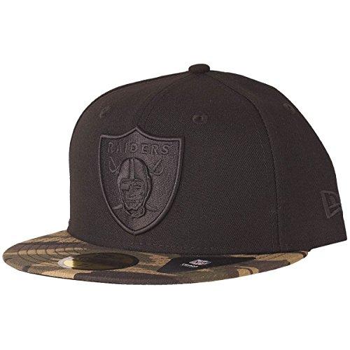 New Era Camo 9Fifty Oakland Raiders Cap camo (Schwarze New Camo Era)