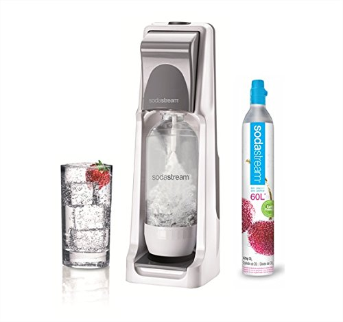 Sodastream COOL TITAN Machine à Eau Pétillante Grise