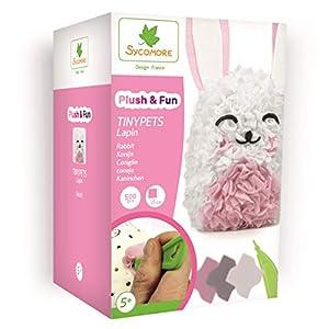 Darpeje Minimascota Conejo de Plush
