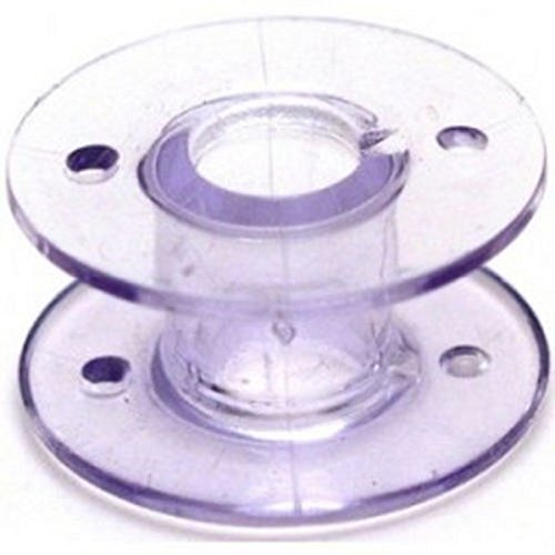 chengyida 25piezas de plástico bobinas para Singer clase 15J parte # 85128