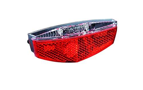 """Büchel LED-Gepackträger-Rücklicht """"Tivoli"""" mit Standlichtfunktion, schwarz, 50752"""