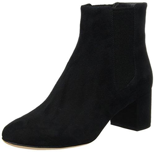 Clarks Women's Orabella Anna Boots, Black (Black Sde), 4.5 UK