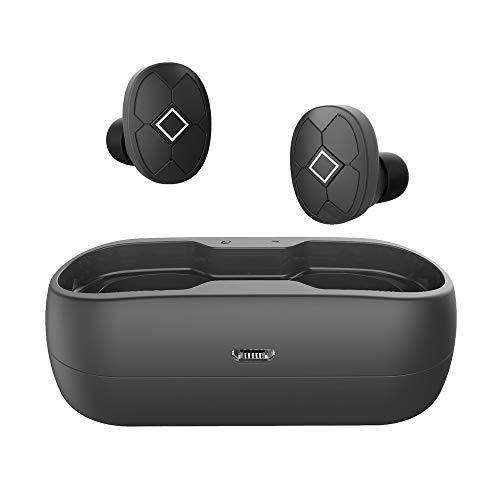 TYUI Bluetooth Kopfhörer In Ear Kabellos Bluetooth Kopfhörer 3D Stereo Sound Ohrhörer mit Mikrofon, CVC 8.0 Noise Cancelling, 140H Playtime, Bluetooth 5.0 Sport Kopfhörer