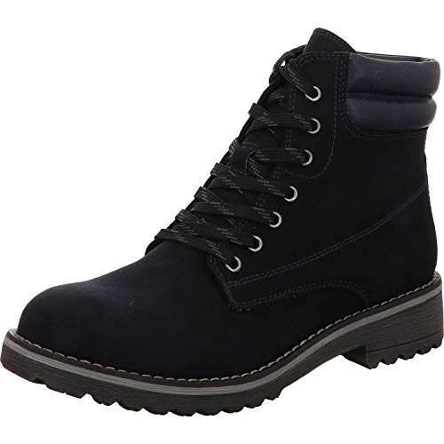 MARCO TOZZI Damen Stiefeletten Woms Boots 2-2-26231-21/888 888 blau 522024