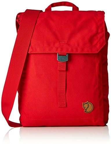 Fjällräven Umhängetasche Foldsack No.3, Red, 7 x 25 x 30 cm, 6 liters, 24225-320