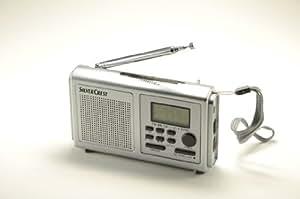 Silvercrest wE2300–récepteur mondial radio réveil uhr. empfangsbänder 8.