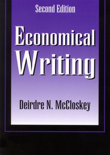 Economical Writing, Second Edition