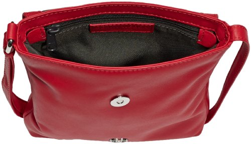 Gerry Weber Piacenza I 4080002483, Borsa a tracolla Donna Rosso (Rot (red 300)