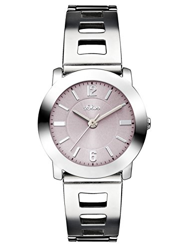s.Oliver Time Damen-Armbanduhr SO-3304-MQ