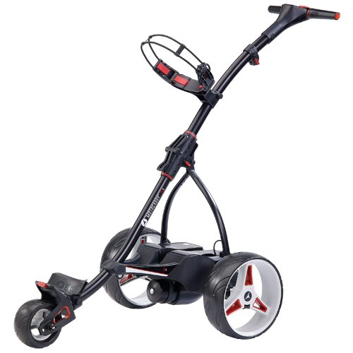 Chariot de golf Motocaddy S-1batterie d'acide 18Hoyos...