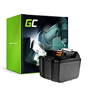 Green Cell® Werkzeug Akku für Makita DFR750 (Li-Ion Zellen 6 Ah 18V)