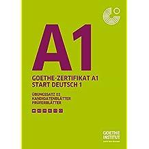 Suchergebnis Auf Amazonde Für Goethe Zertifikat A1 Bücher