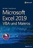 Microsoft Excel 2019 VBA und Makros (Microsoft Press) (German Edition)