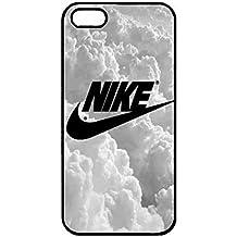 NEW HARD CASE de pl�stico para iPhone 5/iPhone 5S Funda Caso Nike famoso Spor...