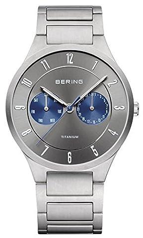 Bering Herren-Armbanduhr 11539-777