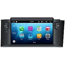 RoverOne Octa-Core Android Sistema 7 pulgadas reproductor de DVD del coche para Citroen C4