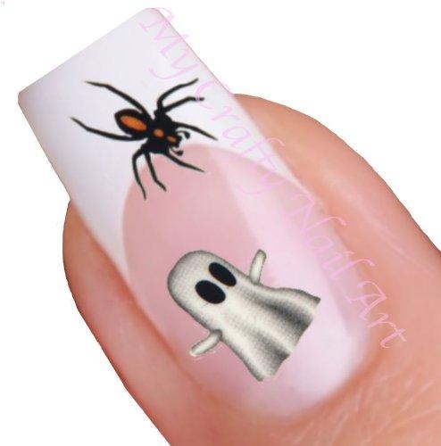 Halloween stickers pour ongles décalques à l'eau - Transfert Décalque à l'eau, tatoo