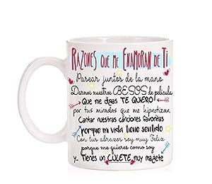 FUNNY CUP Taza Razones Que