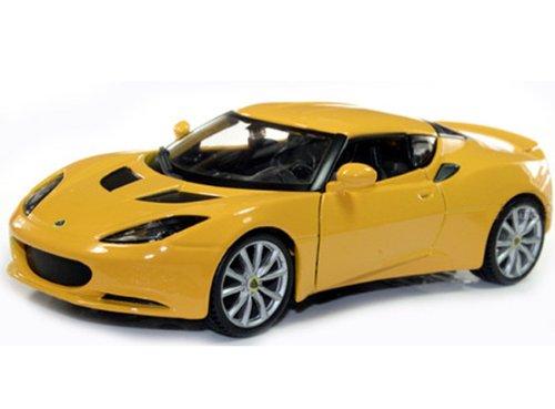 burago-yellow-lotus-evora-s-ips-car-124-scale-diecast-model
