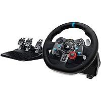 Volant de course Logitech Driving Force G29 pour PS4, PS3 et PC