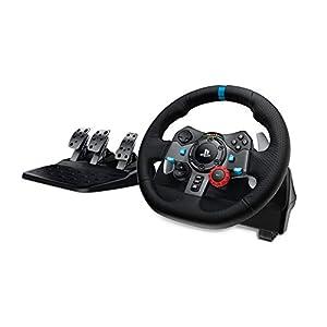 Logitech Racing Lenkrad Driving Force für PS4, PS3 und PC