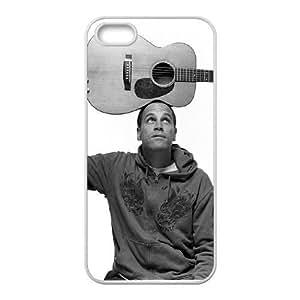 Dwayne Johnson The Rock coque iPhone 4 4S cellulaire cas coque de téléphone cas blanche couverture de téléphone portable EOKXLLNBC21059