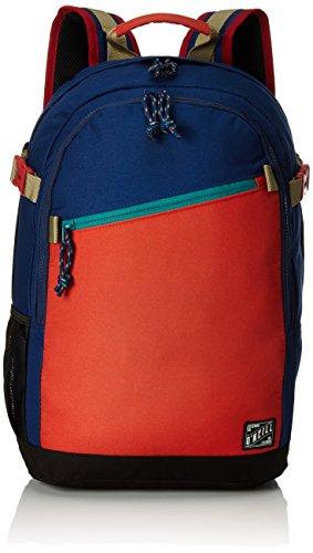 O'Neill - Bm Easy Rider Backpack, Mochilas Hombre, Blau (Atlantic Blue), 16x31x47 cm (B x H T)