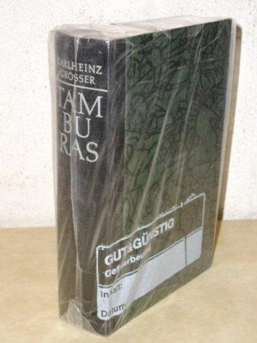 Tamburas : Roman aus d. Jahren 529 - 522 vor Christi Geburt