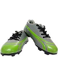 Aryans men grey soccer Football shoes