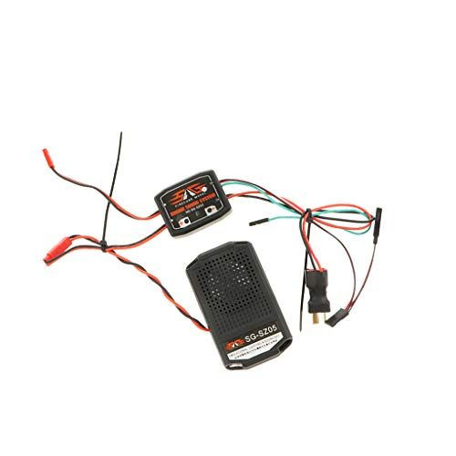 B Baosity 5-16 V Motor Sound Simulator mit Lautsprecher für RC Car / Trucks / Kletterauto - 4