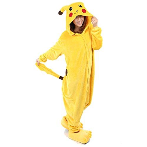 Pikachu Onesie Pyjama