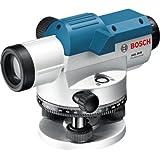 """Bosch Set GOL 26 D + BT 160 + GR 500 Professional Nivel de línea 100m - Nivelador láser (Nivel de línea, Azul, Plata, 5/8"""", IP54, 100 m, 1,6 mm/m)"""