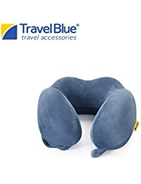 Travel Blue Blue Tranquility Memory Foam Foldable Travel Pillow Large