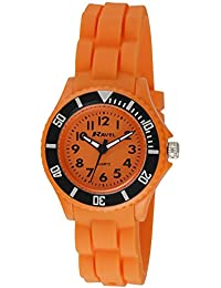Ravel Kinder-Armbanduhr Analog Quarz Orange R1802.8