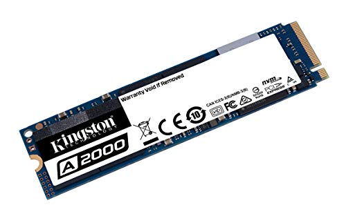 Kingston A2000 SA2000M8/500G SSD (NVMe PCIe M.2 2280 500GB)