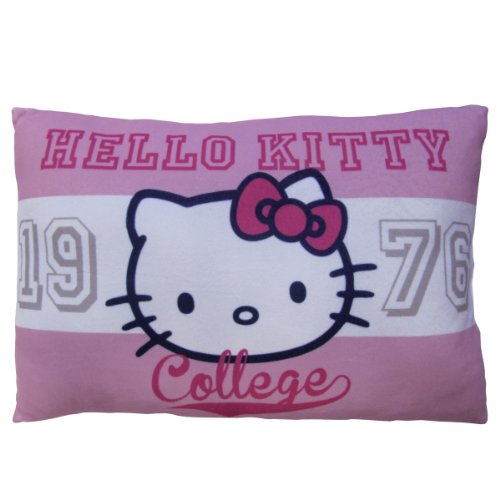 CTI 040883 Cojín Hello Kitty Amaya, Poliéster, 28 x 42 cm