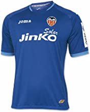 Joma Valencia C.F. - Camiseta, 2ª equipación, 2012-13