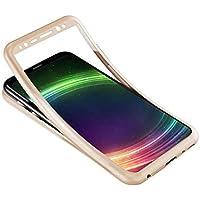 Huawei Mate 10 Lite Hülle,Huawei Mate 10 Lite 360 Grad Hülle + Panzerglas Schutzfolie,Surakey 3 in 1 TPU Silikon... preisvergleich bei billige-tabletten.eu