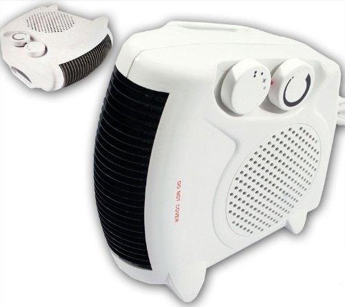 Tool-Genius Climatiseur portable chaud/froid silencieux 2000 W