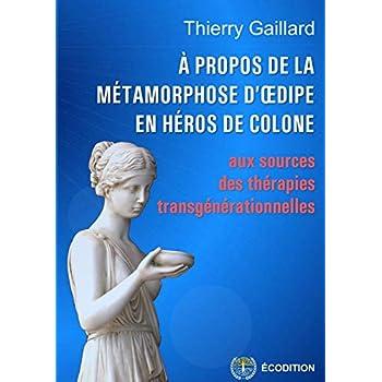 A propos de la métamorphose d'Oedipe en héros de Colone