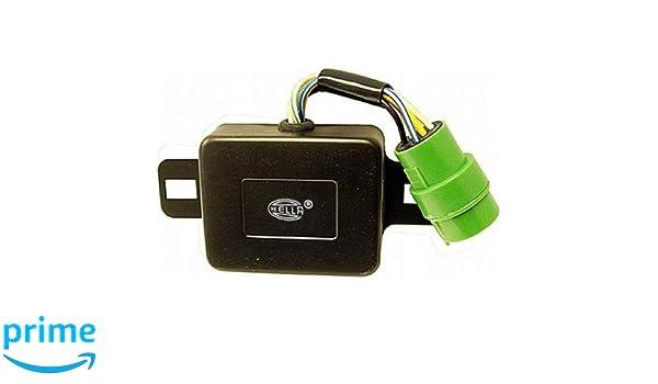 5DR 004 244-201 HELLA Alternator Regulator