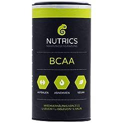 Nutrics BCAA