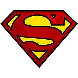 Mousepad Superman Logo [Importación Italiana]