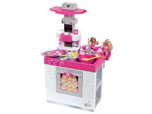Preisvergleich Produktbild Theo Klein 9505 - Küche Barbie mit Kaffeevollautomat