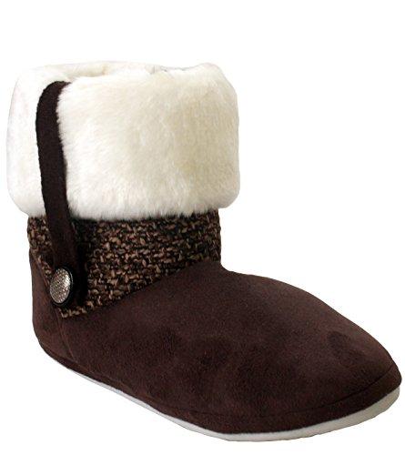 Coolers - Pantofole da ragazza' donna Brown
