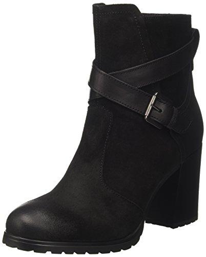 New A Black Femme Bottes Lise Noir Geox High D 5Sx7qwzAp