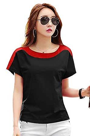 BASE 41 Women's Regular Fit Top and T-Shirt